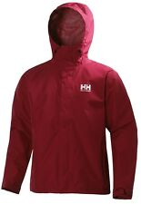 Helly Hansen Seven J Giacca 62047/162 rosso NUOVO
