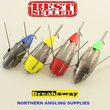 BREAKAWAY IMPACT LEADS ALL SIZES / SEA FISHING WEIGHTS x 5 Qty