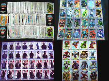 Topps Marvel HERO ATTAX Captain America/Thor Trading Card Game Sammelkarten