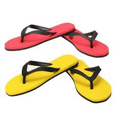 Hawalker wonder Red and wonder Yellow Combo Rubber Flip Flops