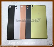 New OEM Sony Back Glass Battery Door Case Cover for Sony Xperia XA Ultra