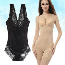 lace comfortable slimming body shapers