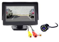 Speedwav 4.3 Inches LCD TFT Monitor & LED Reverse Parking Camera-Chevrolet Capti