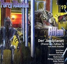 Perry Rhodan, Audio-CDs Atlan - Der Jagdplanet, 1 Audio-CD Perry Rhodan