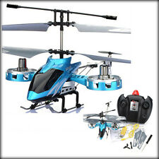 Zhengrun Z008 Mini 4ch Remote Control Brushless Helicopter RTF with Gyro and USB