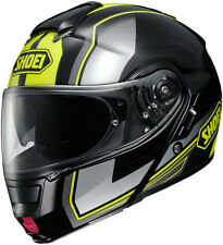 SHOEI COLLECTION 2017 FLIP UP HELMET NEOTEC GRAPHIC IMMINENT TC-3 GLOSS