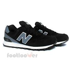 Scarpe New Balance ML574CNA Classics Traditionnels Uomo Sneakers Casual Black Gr