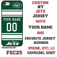 New York Jets NFL Phone Case Cover for iphone 7 iphone 6 iphone 5 ipod 5 etc