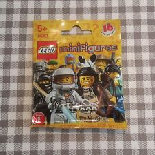 Lego minifigures series 1 unopened factory sealed choose select your minifigure