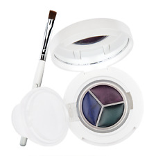 NEW CID COSMETICS I-GEL LONG WEAR GEL EYE LINER TRIO WITH BRUSH 0.95g X 3