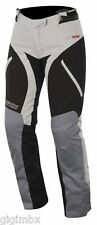 ALPINESTARS TROUSERS MOTO WOMAN TOURING STELLA ANDES GRIGIO WATERPROOF
