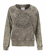 Pepe Jeans Matilda  Ladies Long Sleeved Sweatshirt With Print