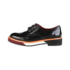 Chaussures à lacets Ana Lublin - CATHARINA Noir Femme