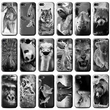 STUFF4 Phone Case for Alcatel Smartphone/Mono Zoo Animals/Protective Cover