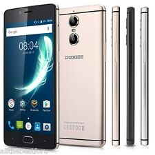5,5 Zoll 13MP+8MP Rear Cam 4G Android 6.0 Handy Smartphone 2+16GB DOOGEE Shoot 1