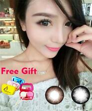 Rum Fashion Big Eye Coloured Contact Lenses Color Contacts Lenses Cosmetic
