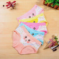 Printing Kids Briefs Lovely Children Cartoon Boxer Shorts Underpants Underwear