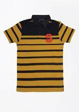 Flippd Striped Mens Polo Neck T-Shirt   (Flat 50% OFF) -CLF