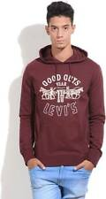 Levis Printed Mens Hooded T-Shirt  (Flat 50% OFF) - CSD