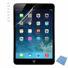Thin Clear Transparent Screen Protector Shield Guard For iPad 4 iPad 3 2