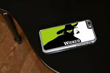 WICKED THE MUSICAL fundas para teléfono iPhone 4 5 6 7 Samsung S6 S7