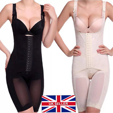 UK Ladies Firm Control Slimming Support Body Shaper One Piece Girdle for Women