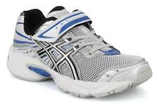 Asics Pre Galaxy PS Infants Boys Trainers Kids Shoes Gel Cushioned Size K9 C9 UK