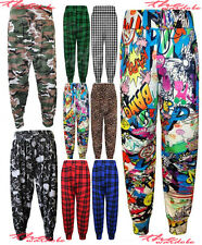 Womens Ali Baba Harem Trousers Pants Leggings Ladies Baggy Trousers 8 - 24