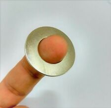 2 to 20 Pieces of 29mm x 1.5mm (15mm Hole) Neodymium Magnets N52 RareEarth NdfeB