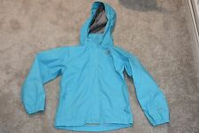 the north face resolve waterproof girls jacket - xs