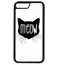 Meow Cat Lady Kitten Feline Hipster Tumblr Phone Case iPhone Cover