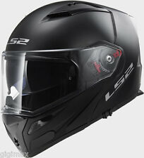 LS2 FF324 LRP CASCO MODULARE CON INTERFONO BLUETOOTH INTEGRATO NERO OPACO