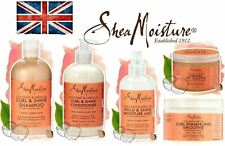Shea Moisture Coconut & Hibiscus Hair Products Original Products UK SELLER