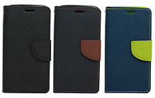 Synthetic Leather Magnetic Lock Flip Cover For Motorola Moto G5 Plus 5.2 inch