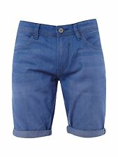 Tom Tailor Denim Stone Washed Regular Fit Jeansbermudas Herren Hose NEU