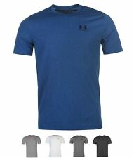 MODA Under Armour Charged Cotton Chest Lockup T Shirt Mens 59002922