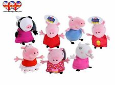 Peppa Pig Plush Characters,Official Licensed,SoftToys:7Characters Available,27CM