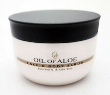OIL OF ALOE FACE & BODY SCRUB 300ML ENRICHED WITH ALOE VERA