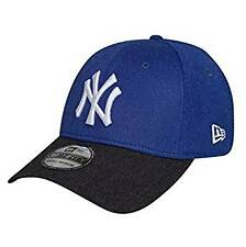 NEW ERA CAPPELLINO MLB HEATHER VISOR NY YANKEES LIGHT ROYAL/NAVY