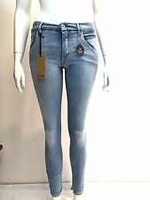jeans pantalone donna Cycle cotone elasticizzato mod. WPT424 D1175 made Italy