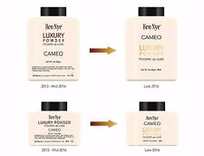 BEN NYE CAMEO LUXURY POWDER 1.5oz/42g  and 3oz/84g.. BRAND NEW PACKAGING