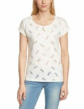 Scotch & Soda Maison Damen Woman T-Shirt Shirt Weiss ** NICE STYLE ** NEW ** NEU