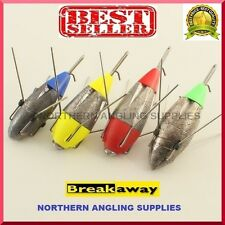 Breakaway NEW  Impact Leads 4 Sizes Sea Fishing Lead Weights