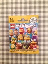 Lego minifigures simpsons series 2 factory sealed choose select your minifigure