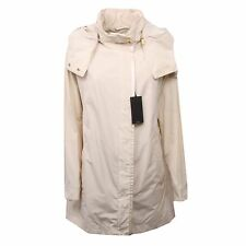 C0302 giacca donna PEUTEREY JUSTINE parka beige antivento jacket woman