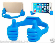 Universal Thumb OK Mobile Phone Tablet Car Desk Table Top Mount Stand Holder