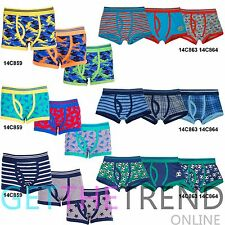 9XPack Boys Kids Boxer Shorts Multi pack Underwear Children Trunks Cotton Pants