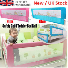 UK Quality 150 180cm Baby Child Toddler Bed Rail Safety Protection Guard 2 Color
