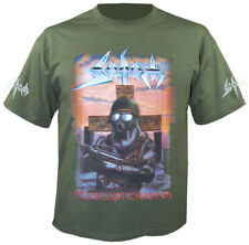 SODOM - Persecution Mania - Olive - Vintage - T-Shirt