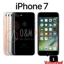 Apple iPhone 7 (A1778, Factory GSM Unlocked) - All Colors & Capacity